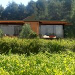 Country Cabin – Stand-alone off-grid accommodation.